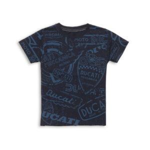 Camiseta Retrò Niño