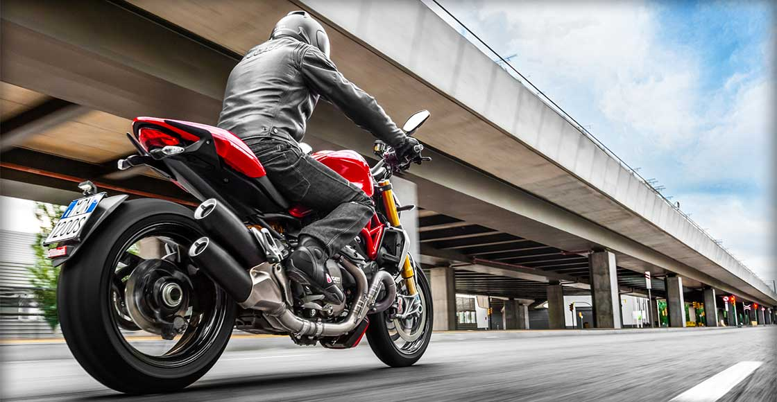 DucatiBarcelona Monster 1200 S