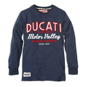 camiseta ducati junior style