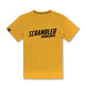 scrambler camiseta