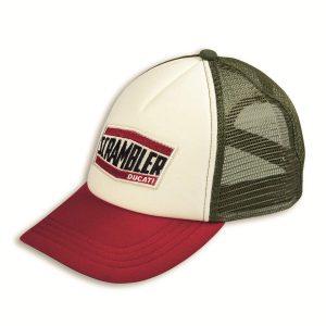 gorra vermella